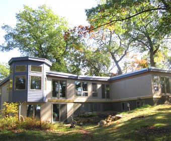 Octagon House | St. Paul Remodeler
