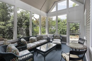 Three season porch sunroom builder remodeler st paul mn